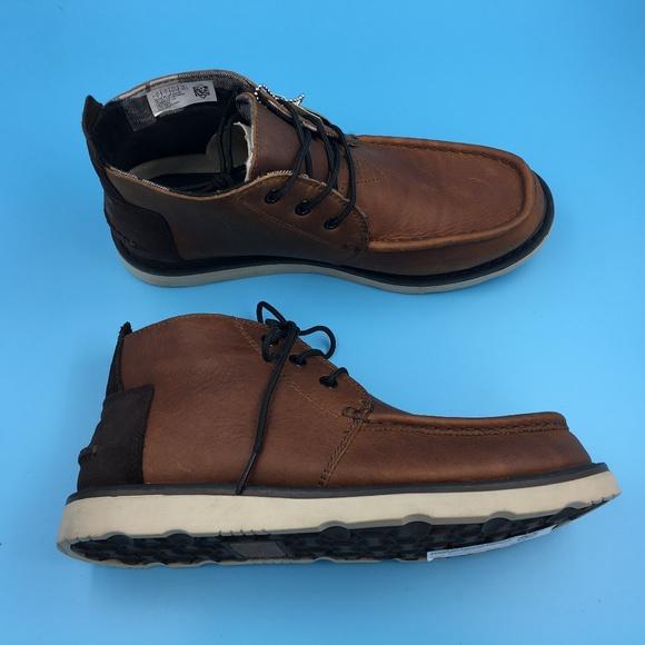 29da50011f5 Toms Mens Waterproof Boot Shoes DR00345 Sz 9
